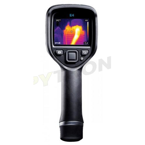 FLIR E4 Thermal Camera with WiFi and MSX, 4800 pixels (80 x 60)