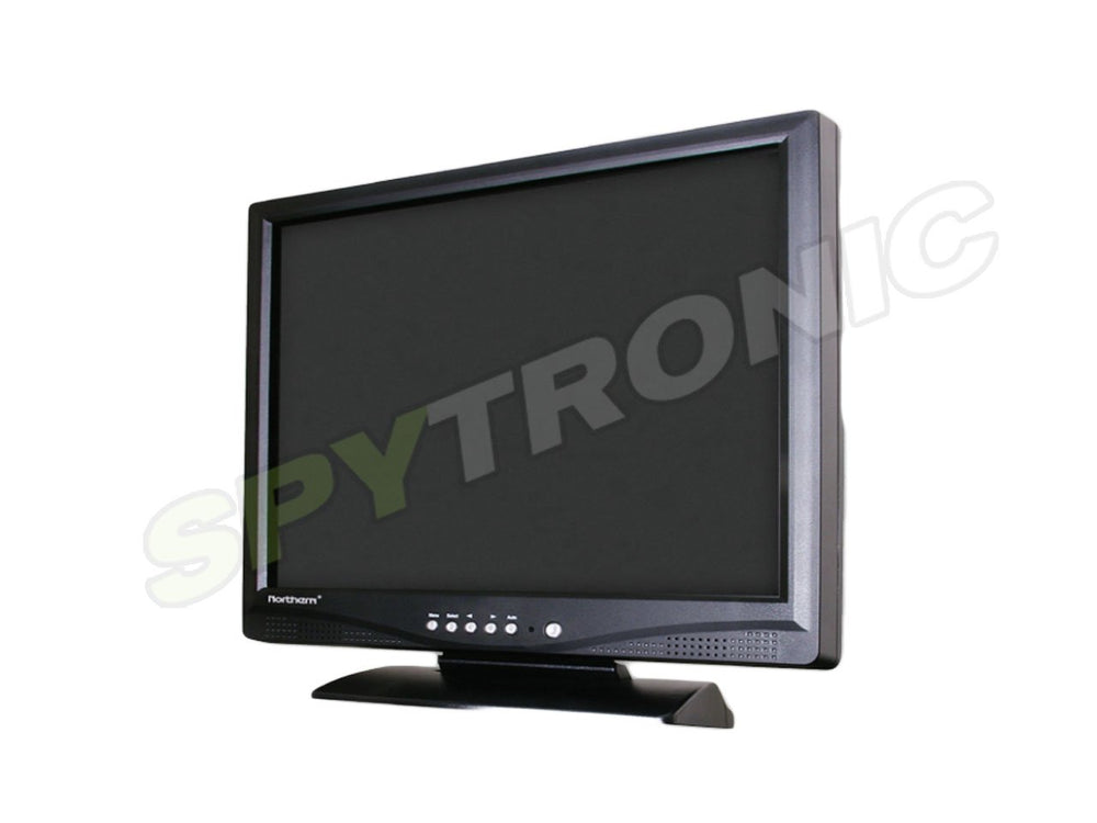 15 inch Security LCD monitor