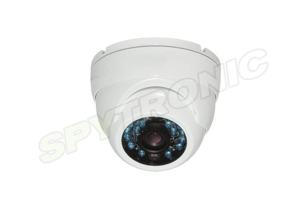HD 1080P 4 in 1 Anti-vandal Dome Camera with IR and WDR