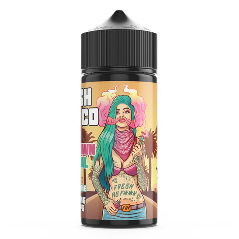 Fresh Vape Co - Downtown Central 100ML