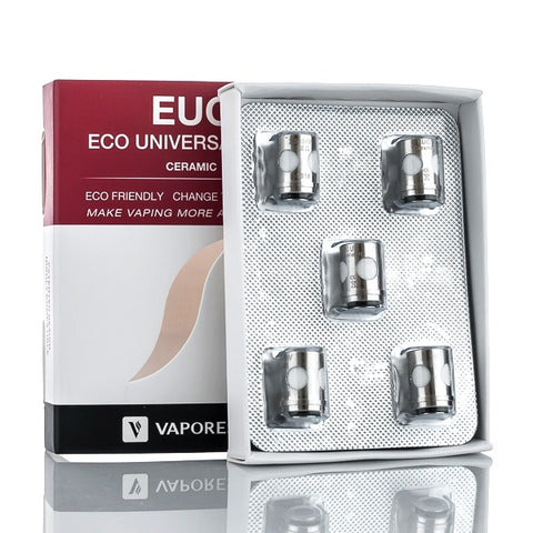 Vaporesso EUC Ceramic 0.3 Ohm Coils (Pack of 5)