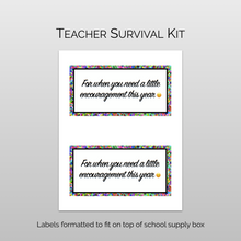 Load image into Gallery viewer, teacher back to school gift