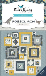 Riley Blake: Fossil Rim - Fat Quarter Bundle