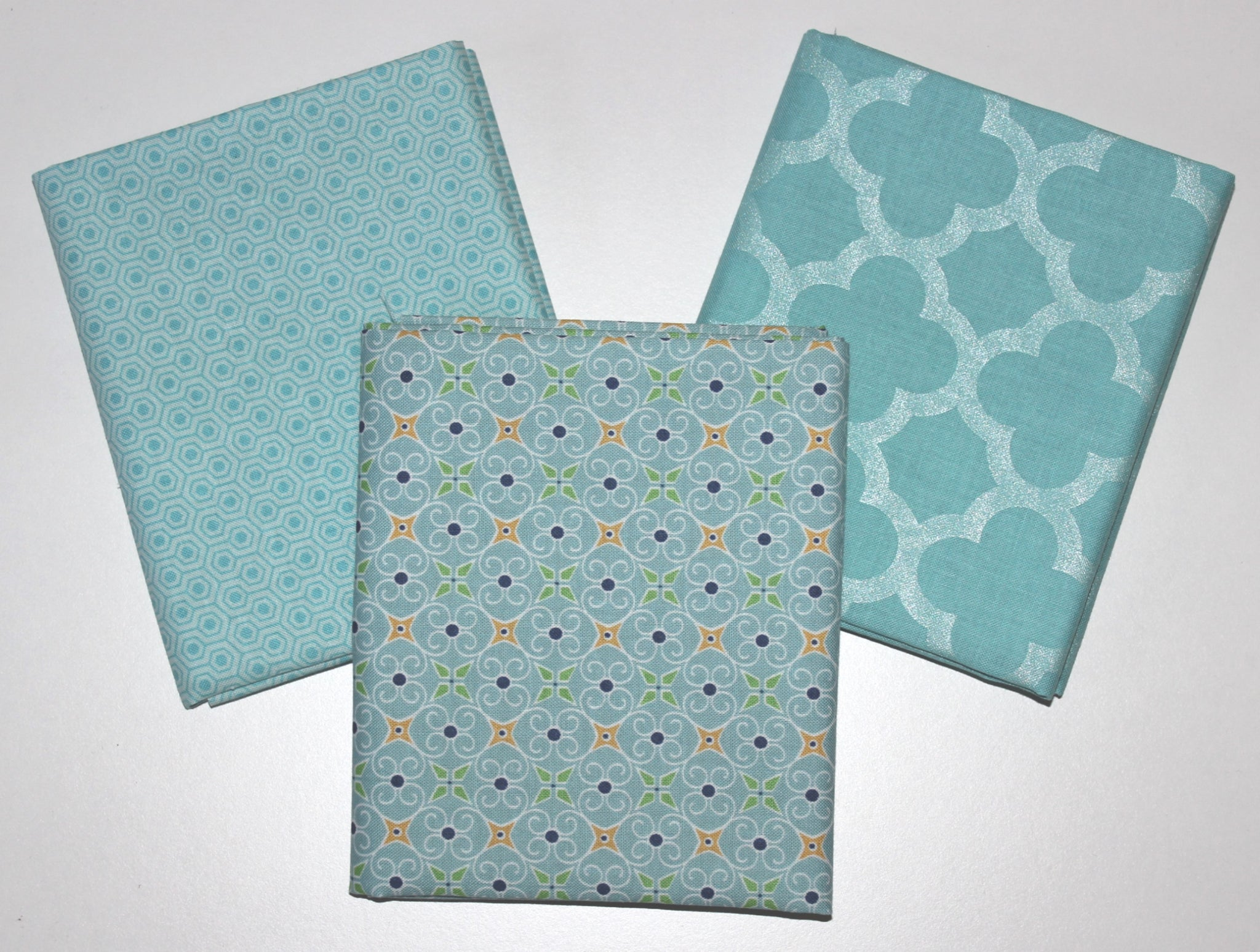 Riley Blake: Fat Quarter 3 Pack - Sparkle/Cozy/Glamper