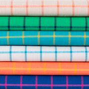 Cloud9 Fabrics: Fat Quarter 14 Pack - Checks Please/Window Dressing