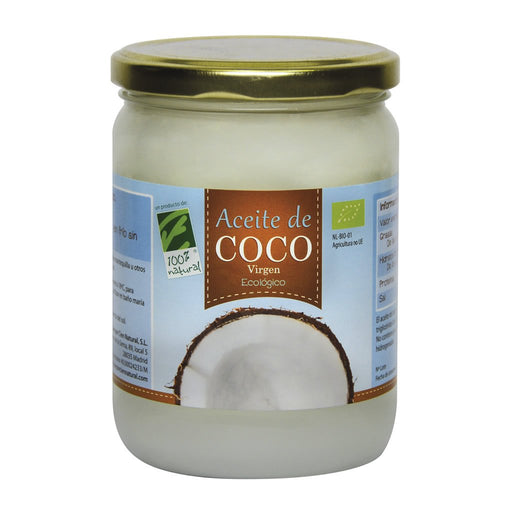 Aceite de Coco BIO 500 ml. - 100% Natural