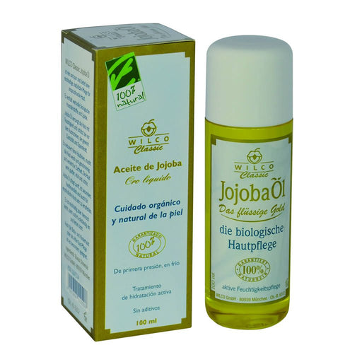 Aceite de Jojoba 100 ml. - 100% Natural