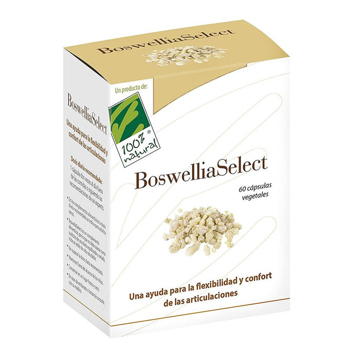 BoswelliaSelect 60 cápsulas - 100% Natural