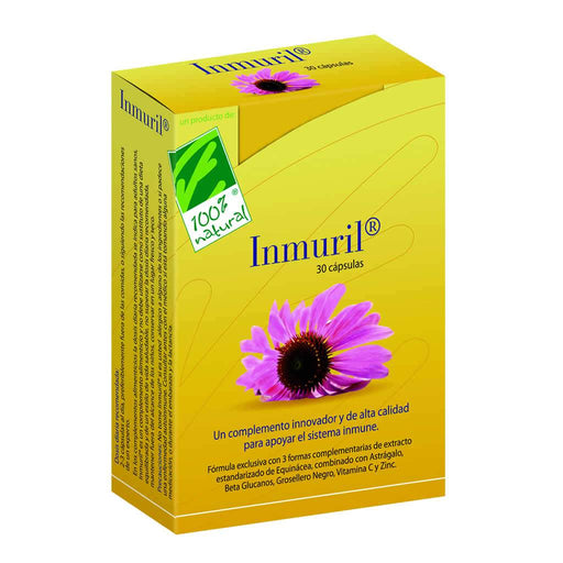 Inmuril 30 cápsulas - 100% Natural