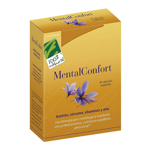 MentalConfort 30 cápsulas - 100% Natural