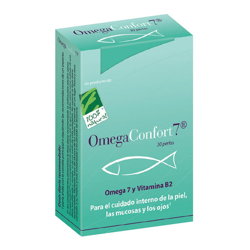 OmegaConfort7 30 perlas - 100% Natural