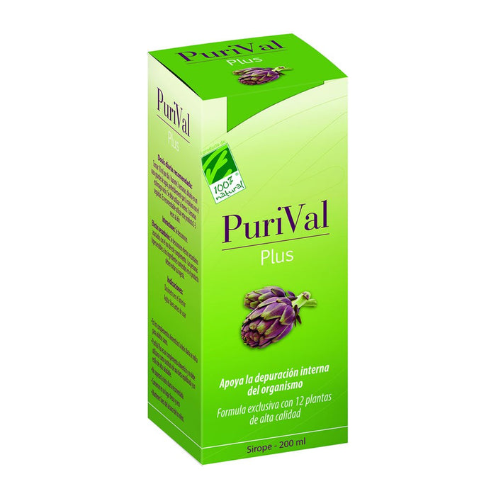PuriVal Plus 200 ml. - 100% Natural