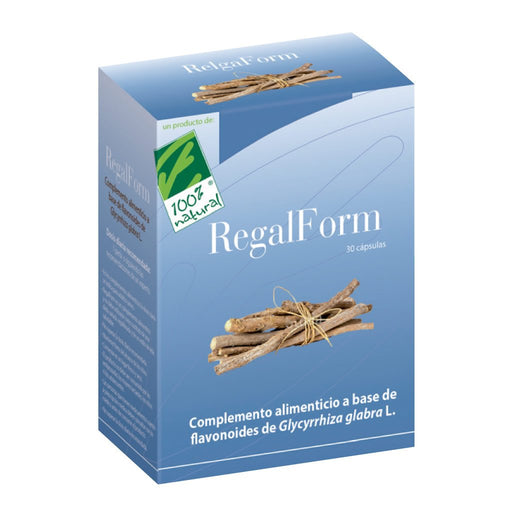 RegalForm 60 cápsulas - 100% Natural