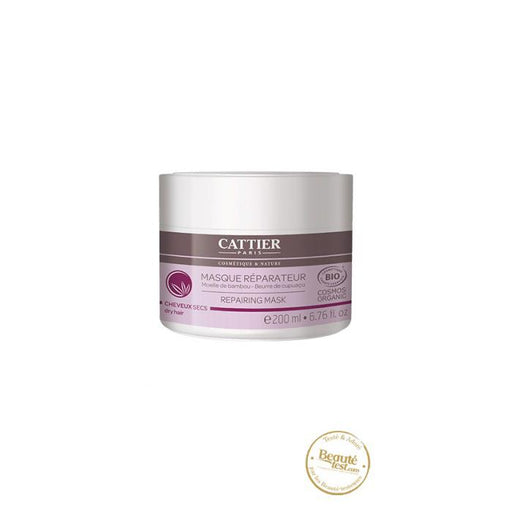 Mascarilla capilar reparadora 200ml. - Cattier