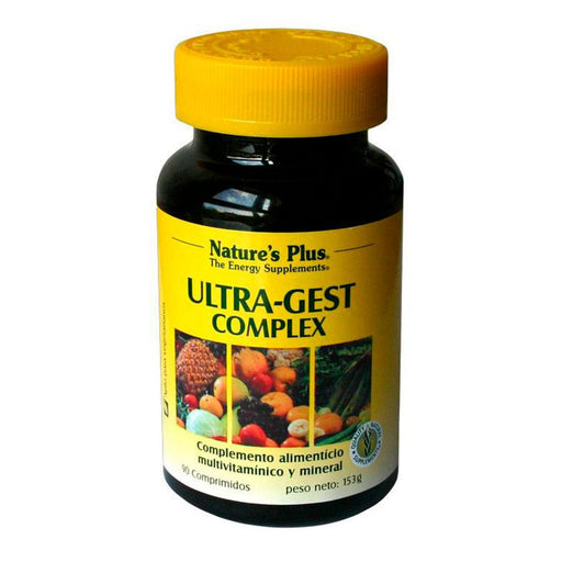 UltraGest Complex 90comprimidos - Nature's Plus