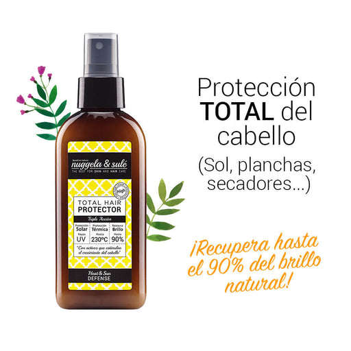 Protector capilar spray 125 ml. · Nuggela & Sulé · Cosmética Natural · Secretos de Botica