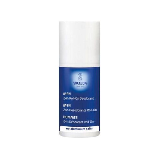Desodorante hombre roll-on 50 ml. - Weleda