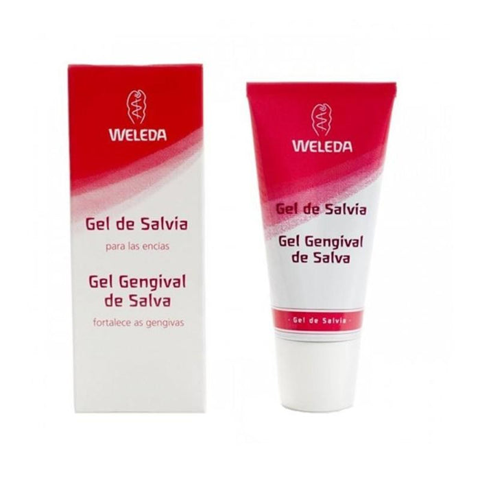 Gel bucal de Salvia para Encías 30 ml. · Weleda · Cosmética Natural · Secretos de Botica