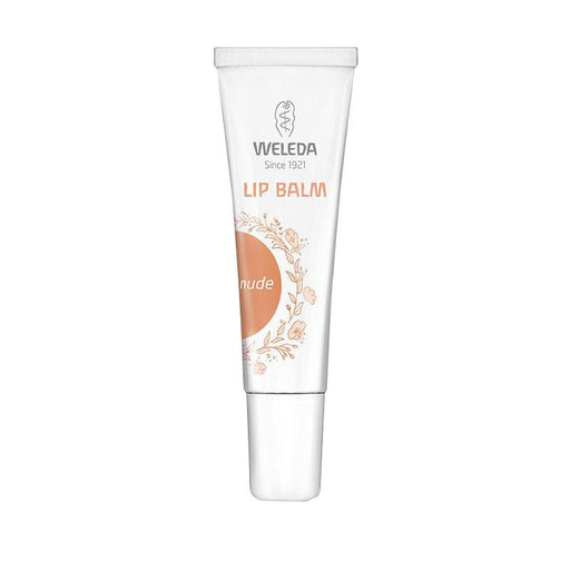 Lip Balm Nude 10ml. Brillo labial color nude - Weleda
