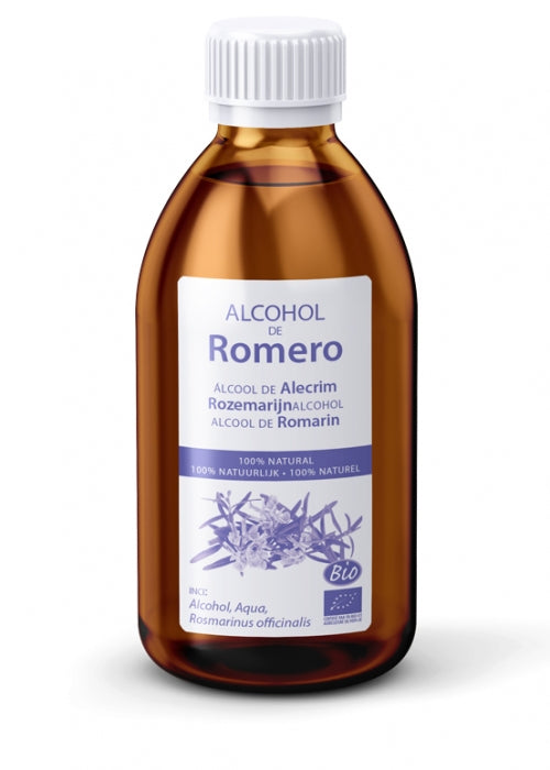 Alcohol de Romero BIO 100ml.