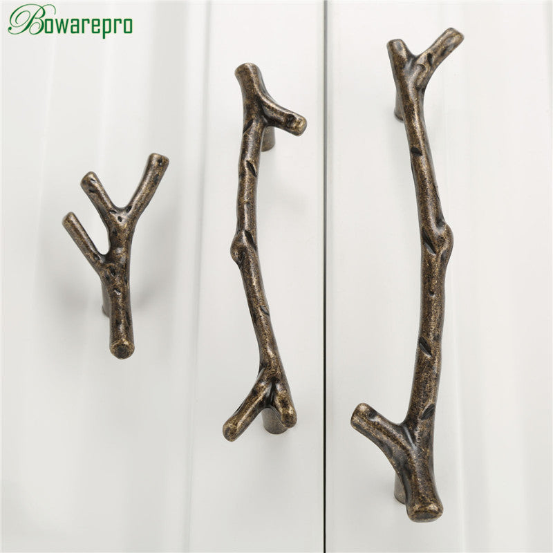 Tree Branch Cabinet Hardware