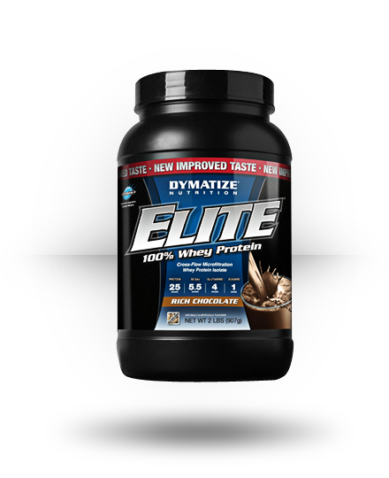 Dymatize ELITE 100% Whey Protein Isolate - Revive Therapy and Wellness