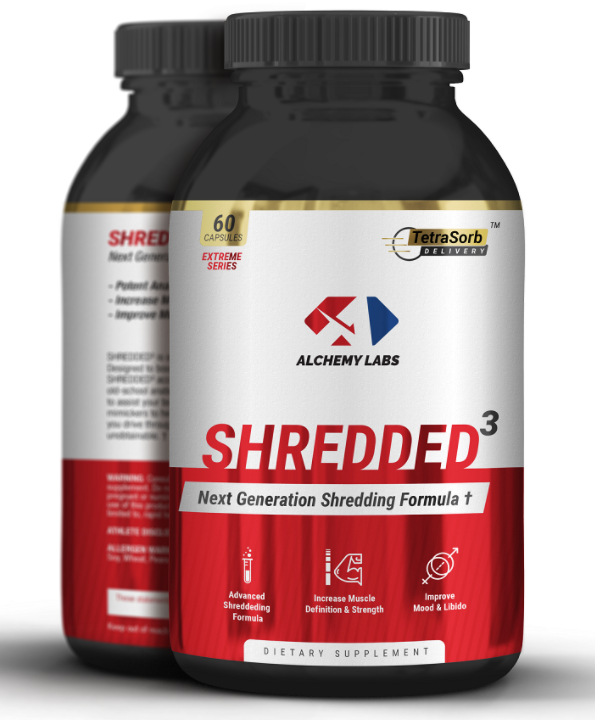 SHREDDED3 - Revive Therapy and Wellness