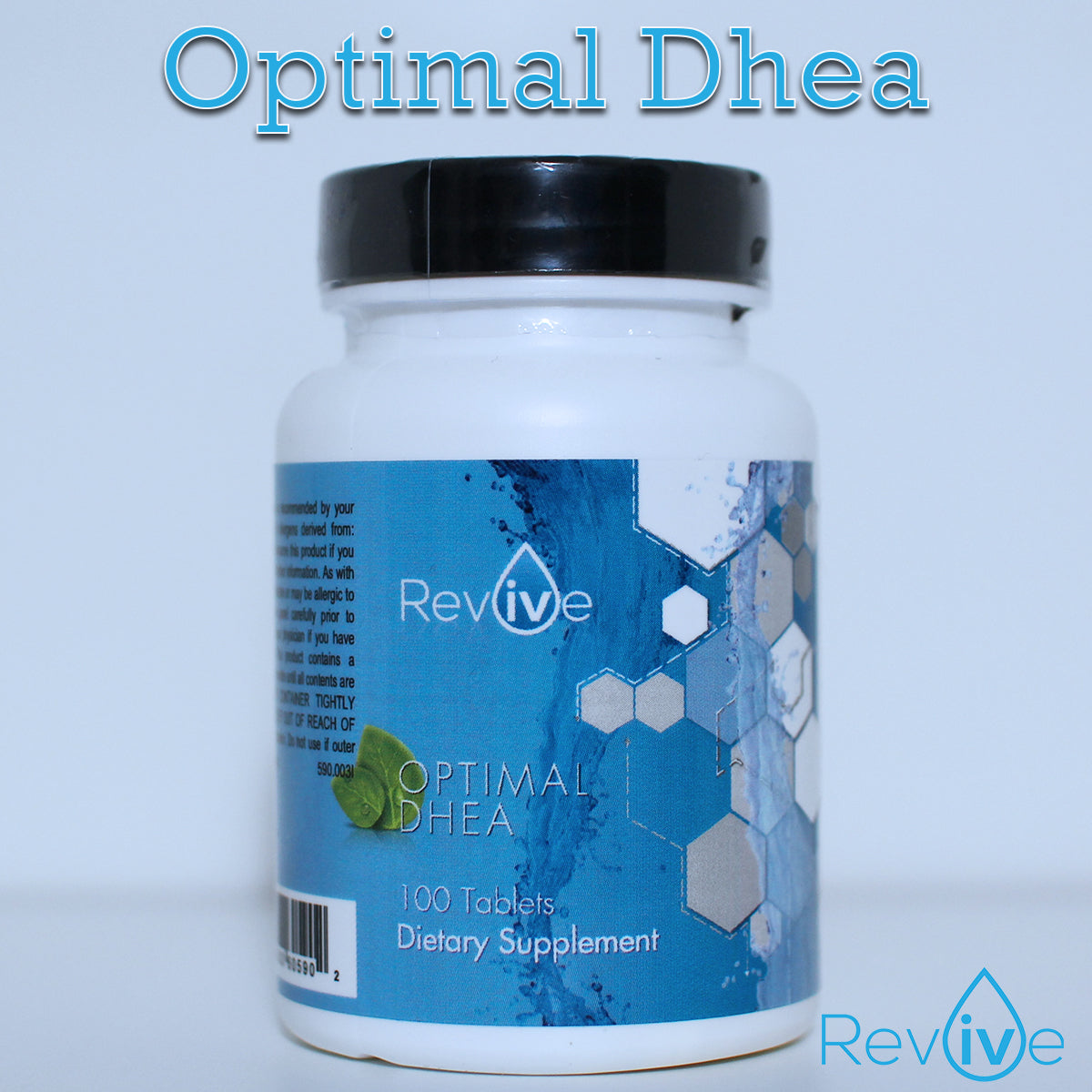 Optimal Dhea - Revive Therapy and Wellness