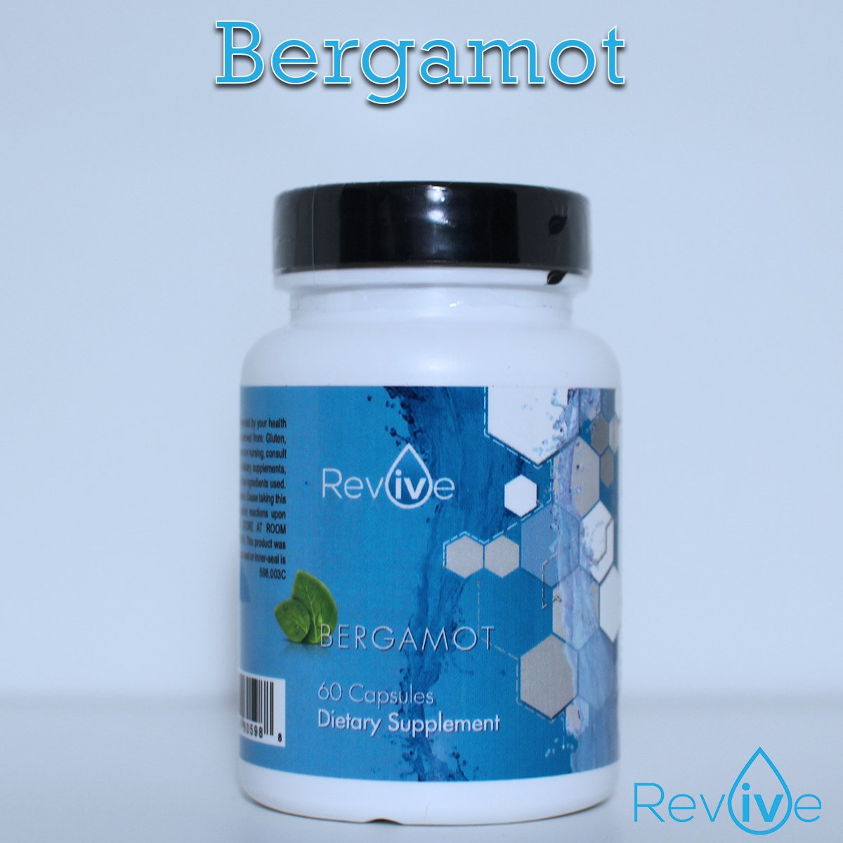 Bergamot - Revive Therapy and Wellness