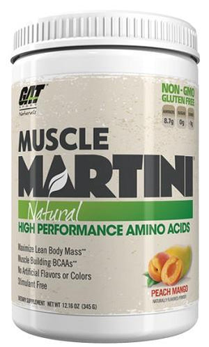 Muscle Martini Natural - Revive Therapy and Wellness