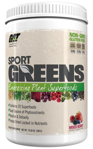 GAT Sport Greens - Revive Therapy and Wellness