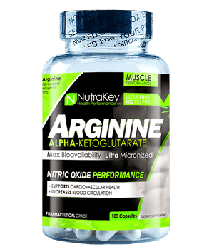 Arginine AKG - Revive Therapy and Wellness