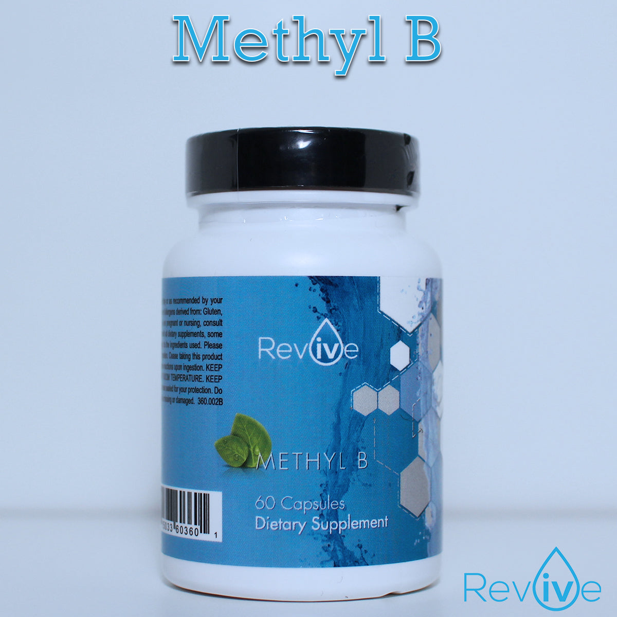 5a - Methyl B - Revive IV Loung & Pro Performance US - Best USA Supplements, FDA Approved