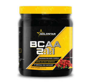 Gold Start BCAA - Revive Therapy and Wellness