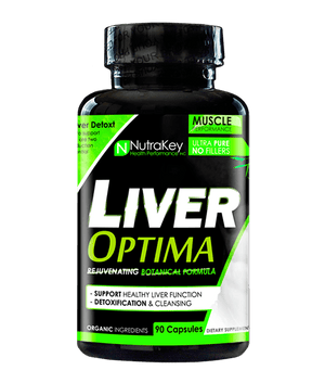 Liver Optima - Revive Therapy and Wellness