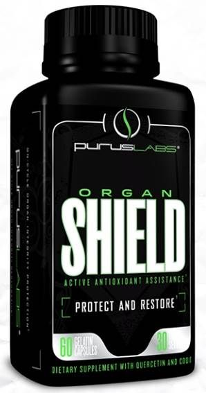 Purus Organ Shield - Revive Therapy and Wellness