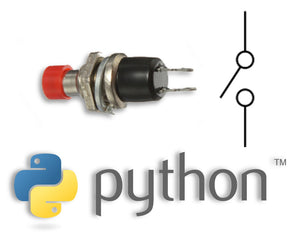 Buttons and Switches - Digital Inputs in Python