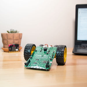 CodeBot Firmware Upgrades