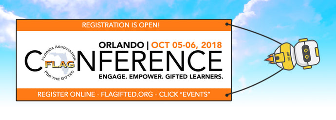 Firia Labs at FLAG in Orlando Oct 5-6