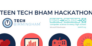 Firia Labs a sponsor for TEEN TECH BHAM HACKATHON