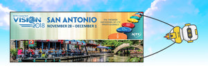 Firia Labs at VISION 2018 in San Antonio Nov 28 - Dec 1