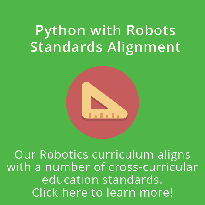 Python with Robots Standards