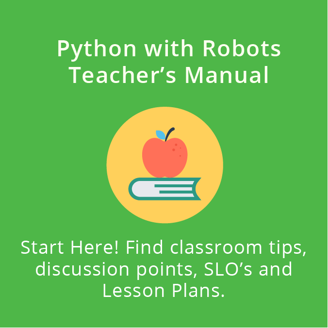 Python With Robots manual