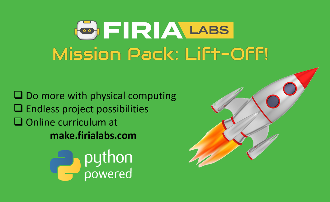 Lift Off! Peripherals Curriculum License