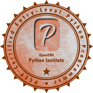 Python Level-1 Certification with Virtual Robotics