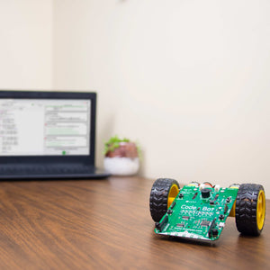 Python with Robots Kit