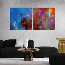 Load image into Gallery viewer, Outer Space | Universe | Galaxy Print