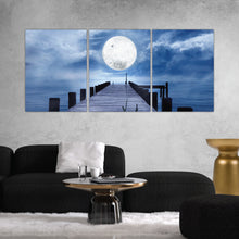 Load image into Gallery viewer, Full Moon Art Print