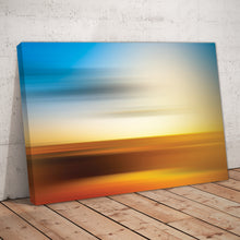 Load image into Gallery viewer, Sunrise Sunset Abstract Art Print