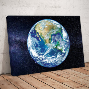 "Earth ""Blue Marble"" Outer Space Print"